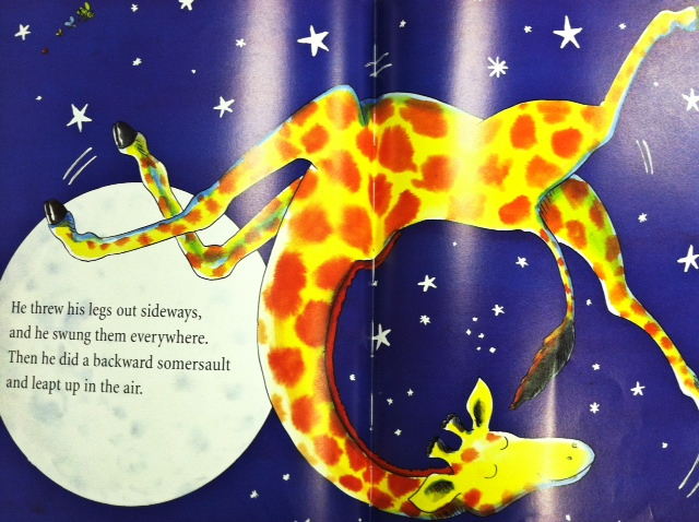 Giraffes Cant Dance counseloretc
